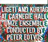 Ligeti And Kurt G At Carnegie Hall