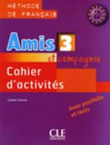 Amis et compagnie 3 cahier d'activités