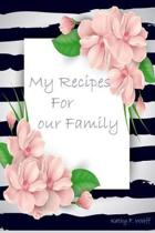 My Recipes & Notes For our Family