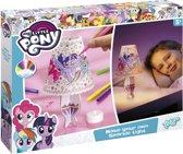 My Little Pony Sparkle Light - maak je eigen nachtlamp - Totum Knutselset