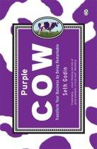 Boek cover Purple Cow van Godin S (Paperback)