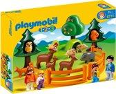 Playmobil 123 Dierenpark - 6772