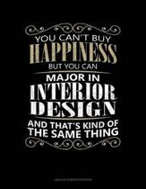 You Can't Buy Happiness But You Can Major in Interior Design and That's Kind of the Same Thing