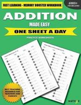 Addition Made Easy