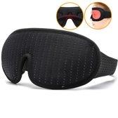 Luxe Slaapmasker | Oog Masker | Nachtmasker | Blinddoek | 3D | 100% Verduisterend | Traagschuim