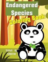 Endangered Species Coloring: For Kids