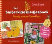 Het Sinterklaasliedjesboek + Audio cd met 26 liedjes