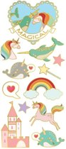 Paper House Stickers Magical