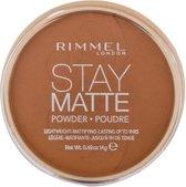 Rimmel London Stay Matte Pressed Powder - 040 Honey