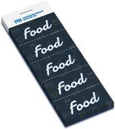 Foodbonnen 3.5 • 2.000 bonnen