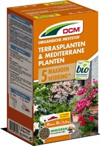 DCM Meststof Terrasplanten & Mediterrane planten (1,5KG)