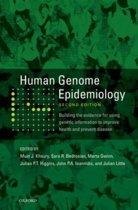 Human Genome Epidemiology,