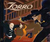Zorro Brand in het klooster