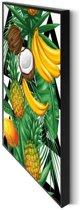 Tropisch Fruit I  - Schilderij 28 x 40 cm