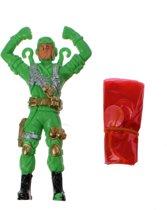 Toi-toys Parachutespringer Vliegenier 11 Cm Groen