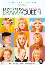 CONFESSIONS TEENAGE DRAMA QUEEN DVD NL