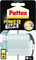 Pattex Power Tape - 5 meter - Wit