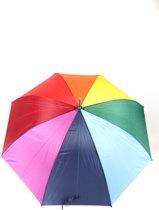 Adventure Bags Golf Paraplu Regenboog