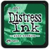 Ranger Distress Mini Ink pad - pine needles