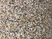 Black Beauty Steenfolie 40 cm breed, per meter