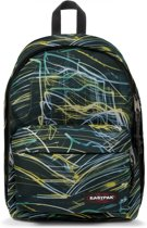 Eastpak Out Of Office Rugzak 14 inch laptopvak - Blurred Lines