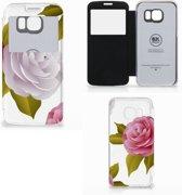 Samsung Galaxy S6 Edge Hoesje Roses