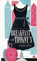 Boekomslag van 'Breakfast at Tiffany's'