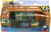 Thomas de Trein Take Rock Mining Adventure speelset van Fisher-Price