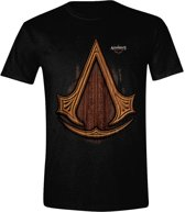 Assassin s Creed - Carved Icon Men T-Shirt - Black - M