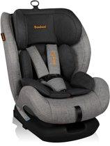 Autostoel Baninni Indigo met Isofix Black Mist (0-36kg)