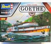 Revell 05232 Rheindampfer Goethe Boot (Bouwpakket) 1:160