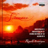 Ronald Brautigam - Schumann; Noveletten & Fantasiestuc
