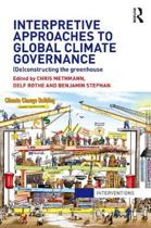 Interpretive Approaches to Global Climate Governance