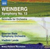 Symphony No. 13 - Serenade For Orch