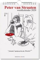 Weekkalender 2020 spiraal peter van straaten