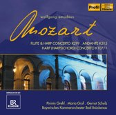Mozart: Ctos. For Flute & Harp 1-Cd