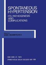 Omslag van 'Spontaneous Hypertension.'