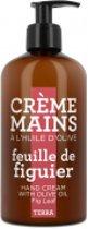 """Marseille Handcrème op basis van olijfolie """"Feuille de Figuier"""" - vijgenblad"""