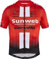 Craft Sunweb Replica SS Jersey fietsshirt - Mannen - Sunweb rood - XL