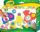 Crayola Hobby: spiraaldieren (S)