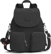 Kipling Firefly Up Rugzak / Schoudertas - True Black
