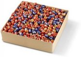 Choco Sweets Chocolade Paaseitjes Massief Melk, Puur, Wit - 5 kg