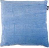 In The Mood Lord - Sierkussen - 45x45 cm - Faded Blue