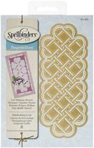 Spellbinders Shapeabilities Dies-Interlocking Love. S4-482