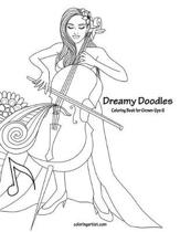 Dreamy Doodles Coloring Book for Grown-Ups 6