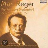Reger Orgelwerke Vol.4
