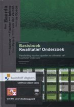 Basisboek kwalitatief onderzoek incl. toegang tot Prepzone