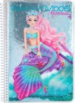 TOPModel FANTASYModel kleurboek, mermaid