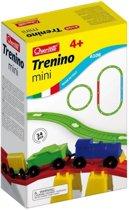 Quercetti Trenino Mini Kindertrein 34-delig