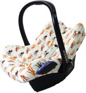Bliss - Maxi Cosi Hoes voor Cabriofix Pebble Citi - Ster Zwart